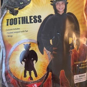 Boys Halloween costume-Toothless